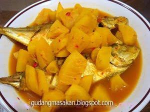 Resep Masakan Lempah Ikan Nanas