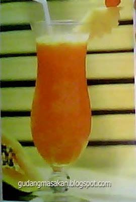 Resep Minuman Tiara Favourite
