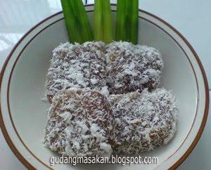 Resep Kue Ongol-Ongol