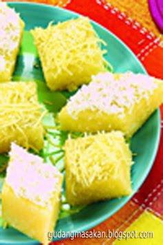 Resep Kue Gethuk Singkong