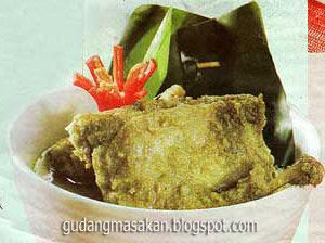 Resep Masakan Gulai Bebek