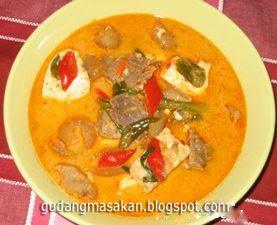 Resep Masakan sayur oblok-oblok