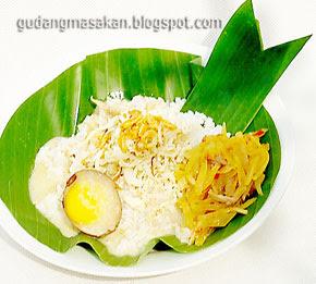 Resep  Masakan Nasi Liwet