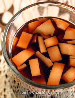 Resep Minuman Wedang Cemoe