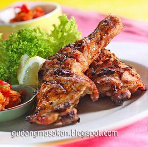 Resep Masakan BBQ Ayam
