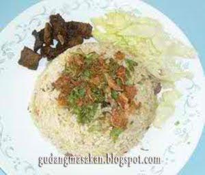Resep Masakan Nasi Goreng Putih