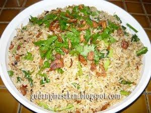 Resep Masakan Nasi Goreng 'Kampoeng'