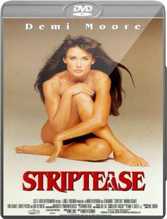 Filme Poster Striptease DVDRip XviD & RMVB Dublado