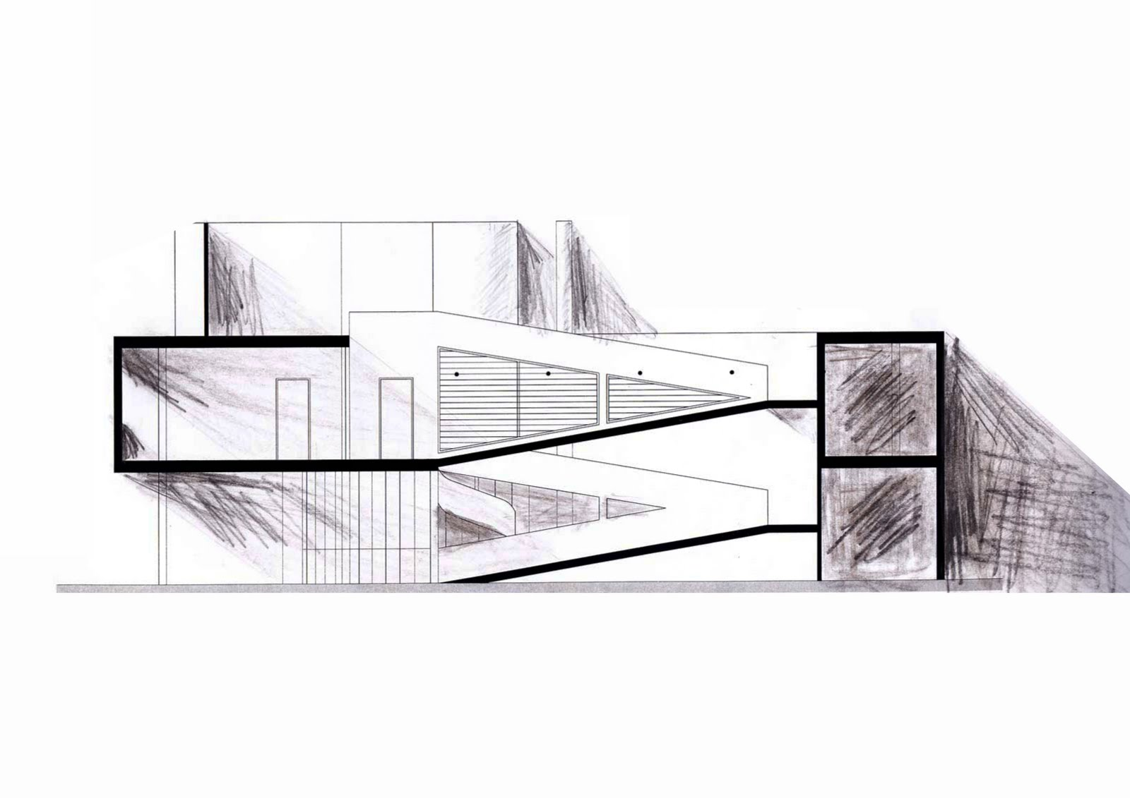 irene ngoc ta villa savoye le corbusier my poche 39 draft. Black Bedroom Furniture Sets. Home Design Ideas