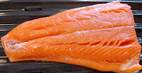 Super Tasty Wild Salmon