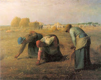The Gleaners: Jean-François Millet