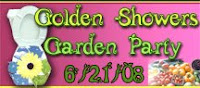 Golden Showers Garden Party - 6/21/08