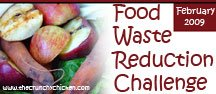 Food Waste Reduction Challenge - February 2009