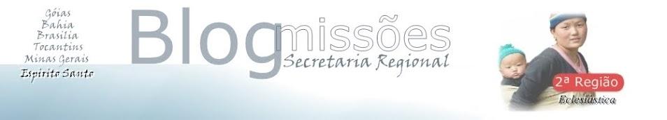 SECRETARIA REGIONAL DE MISSÕES IMW