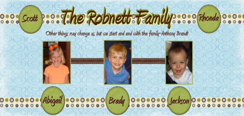 THE ROBNETT FAMILY