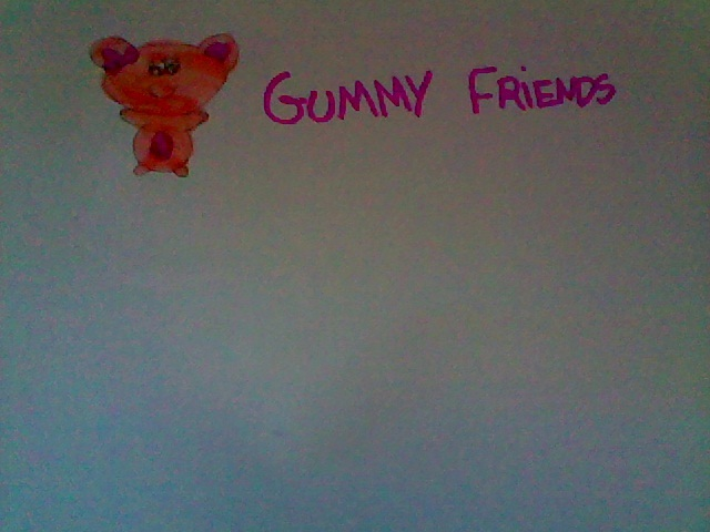 Gummy Friends Mania