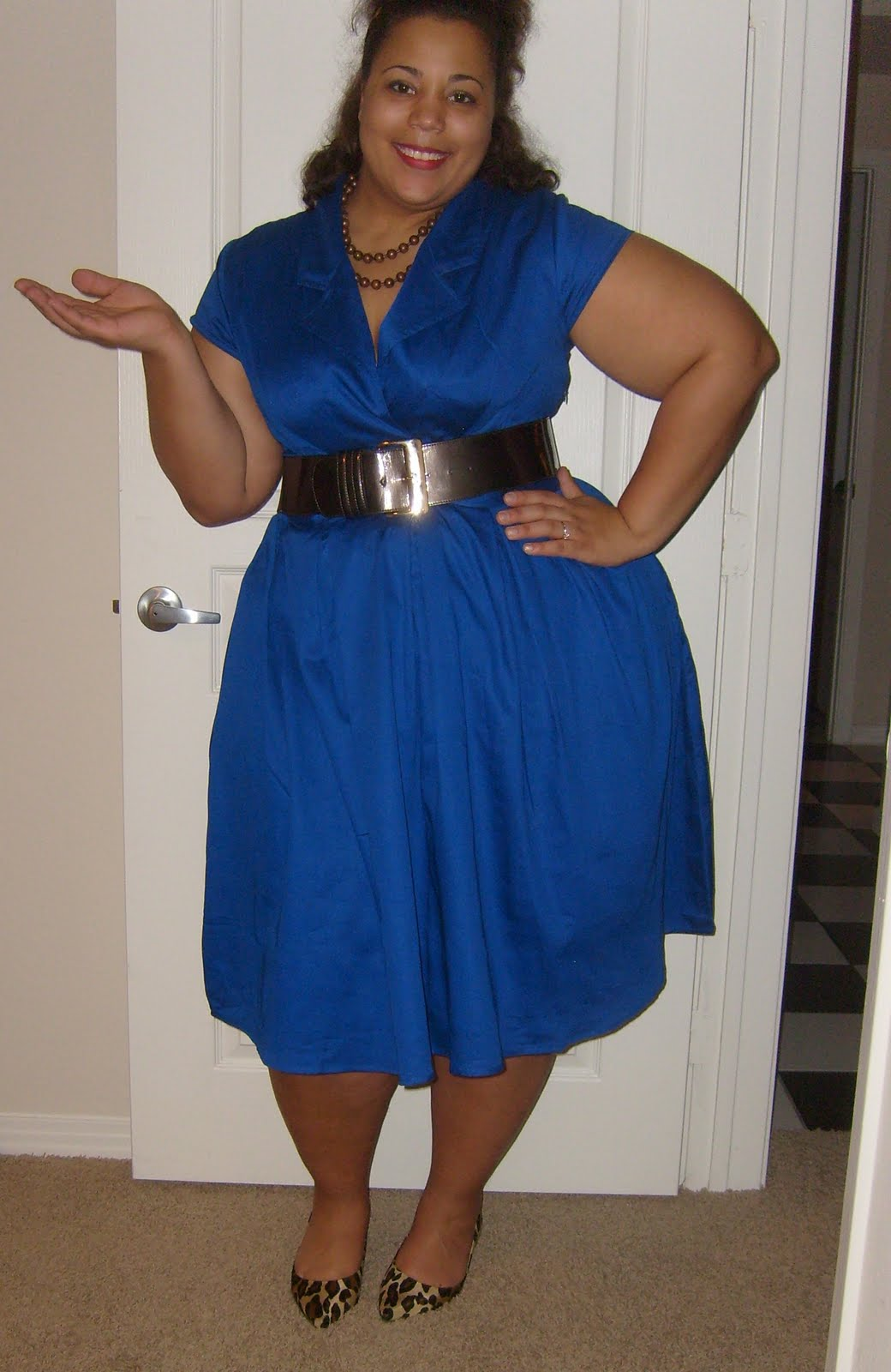 eShakti, plus size dresses, plus size blog