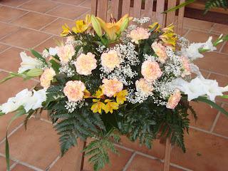 El Blog de MA: Flores para el día de Todos los Santos  - Fotos Centros De Flores Para Los Santos