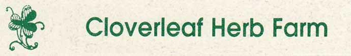 Cloverleaf Herb Farm