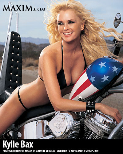 nude biker girls. Biker Babes ? Maxim Chicks on Choppers