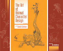 Art of Animal Character Design with David Colman