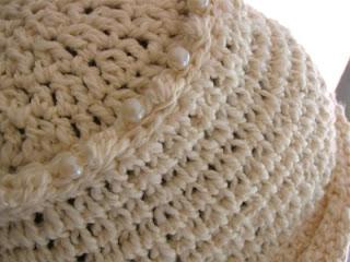 Becky Rainford: Tunisian Crochet Beanie