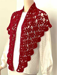 DJC Triangular Shawl &amp; Variations