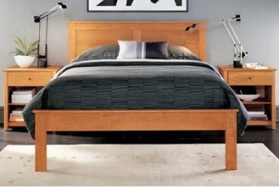 Cabeceras y mesillas para camas de matrimonio decorando - Modelos de cabeceros de cama ...