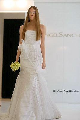 Angel Sanchez Brautkleider  2013