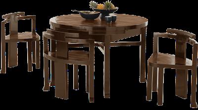 Todas decoracion de la casa modelos de mesas y sillas - Mesas de comedor antiguas restauradas ...