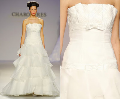 Charo Peres Hochzeitskleider