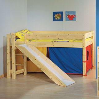 Habitaciones divertidas para ni os decoracion de salones - Habitaciones infantiles ninos 4 anos ...