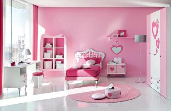 Dormitorio barbie para ni as so adoras decoracion de salones - Dormitorio de nina ...
