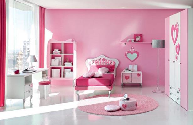 Dormitorio barbie para ni as so adoras decoracion de salones - Dormitorio de ninas ...