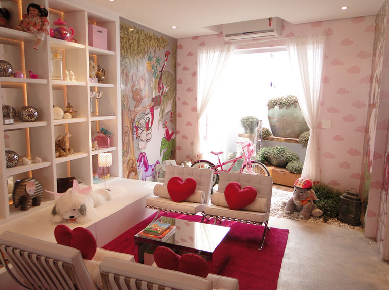 Ideas para decorar dormitorios infantiles children for Cuartos infantiles para nenas