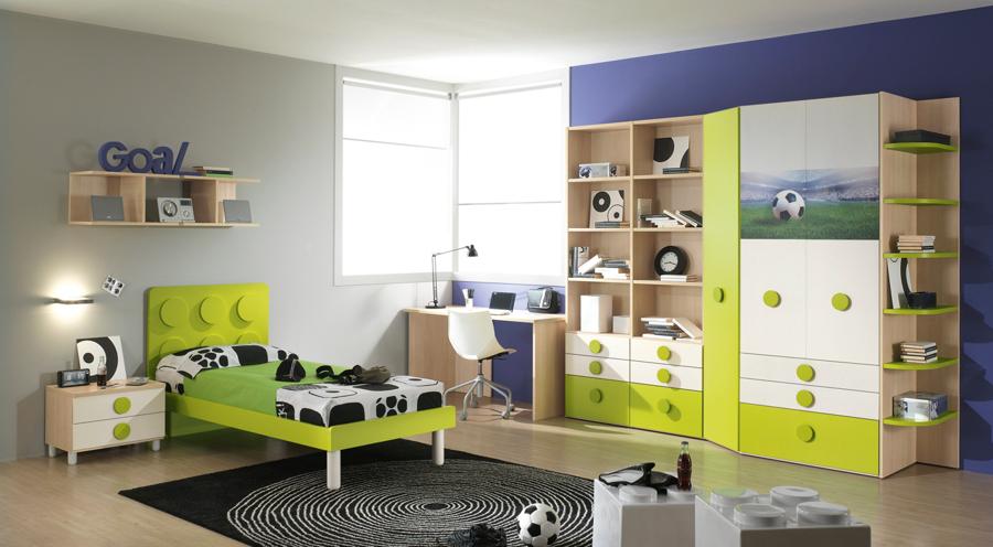 Dormitorios modelos italianos pentamobili para ni os decoracion de salones Dormitorio para ninos