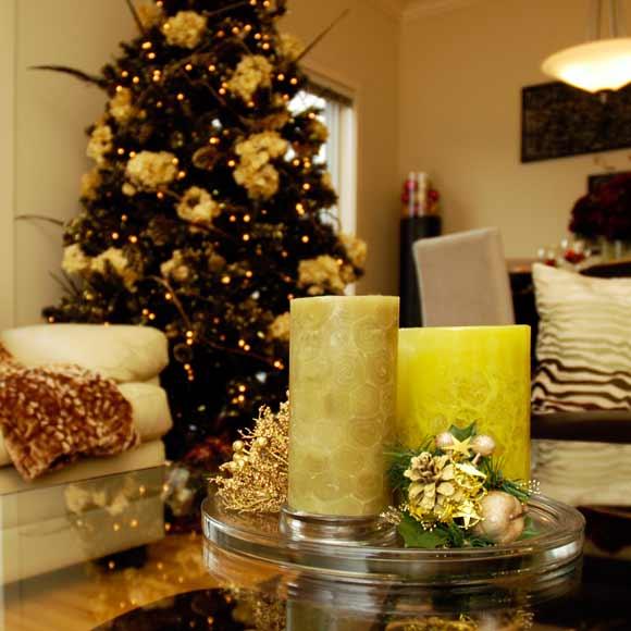 Decoracion De Baño En Navidad:Decoraciones De Navidad Para La Casa