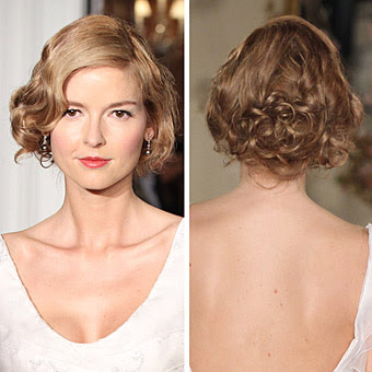 Peinados Boda Melena Corta - 20 peinados para invitadas a bodas con el pelo corto Galería de