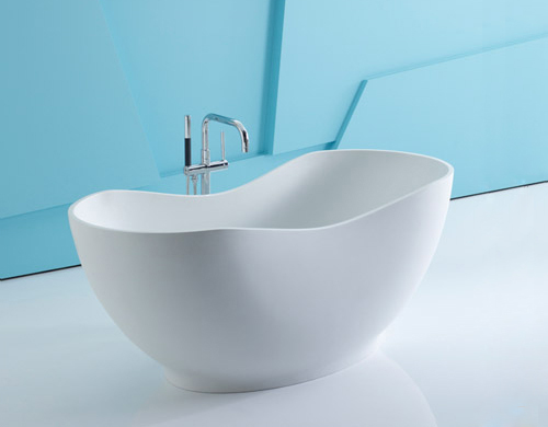 Tina De Baño Marca Kohler:Tinas para baños elegantes – Lithocast bañeras independientes por