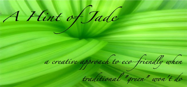 a hint of jade