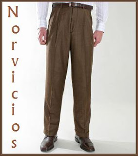 Brown Britches Norvicio