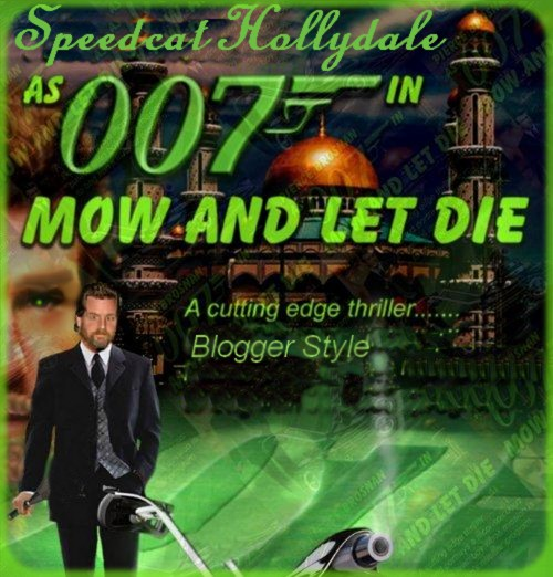 0007 James Bondcat Speedcat Bond