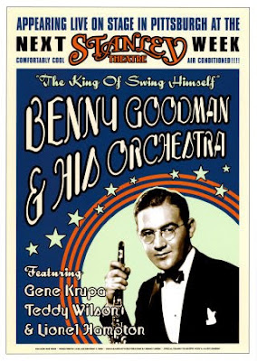 benny Goodman brass 7 band old time music