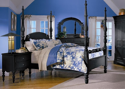 another example of black bedroom furniture maybe i should paint it