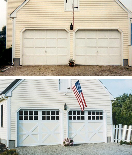Top 6 reasons to replace your garage door alamo door gate - Reasons inspect garage door ...