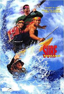 Surfistas Ninjas Dublado