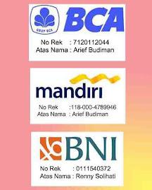 Bank Tujuan Transfer
