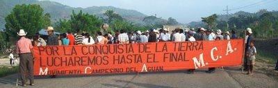 Movimiento Campesino del Aguan