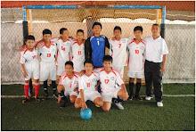"""""""Selamat"""" Futsal SMP3 Menang!!!"""