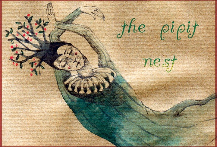The Pipit Nest - The musings, work process, and artwork of illustrative artist Pippa Hoel